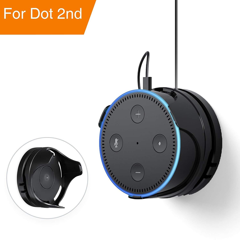 Kuche Wandhalterung Standhalterung Fur Den Neuen Amazon Echo Dot 2