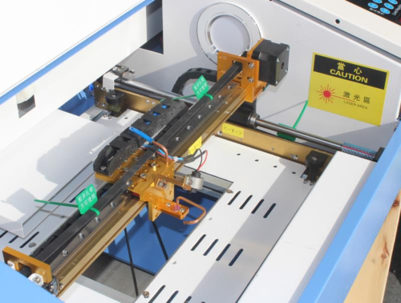 Co2 Laser Engraver Cutting Machine Acrylic Wood Bamboo