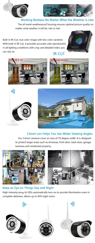 Unusual Peak Wireless Camera Wiring site plan examples