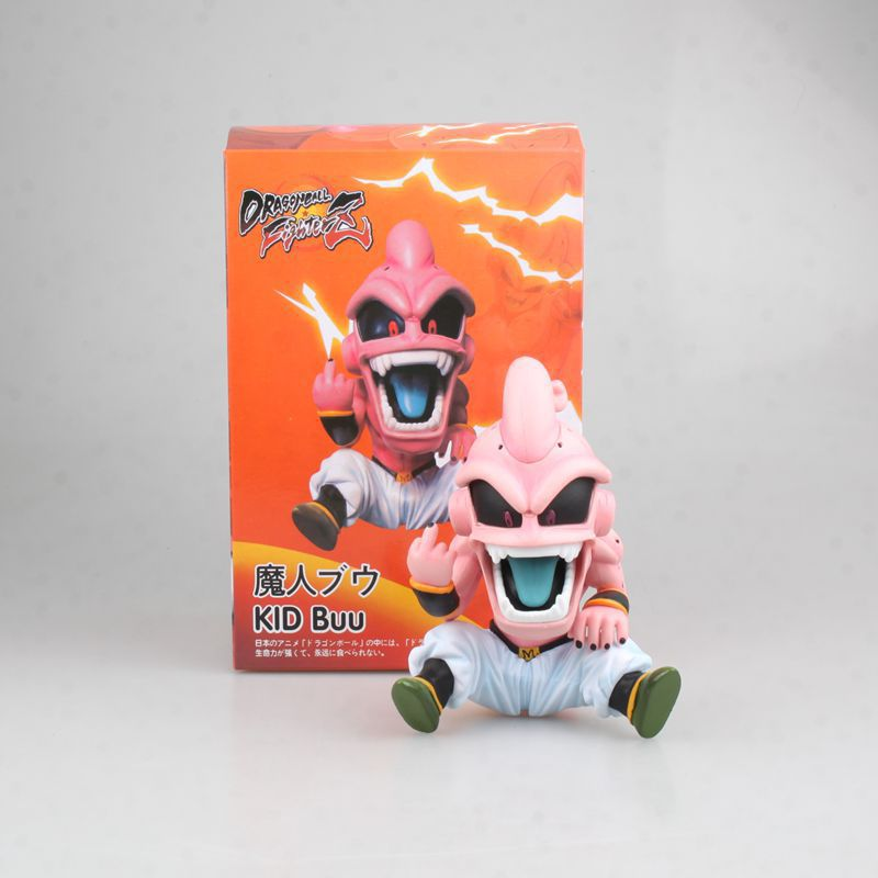 Dragonball Majin Buu Boo Ashtray Figure Toy New in Box 13cm