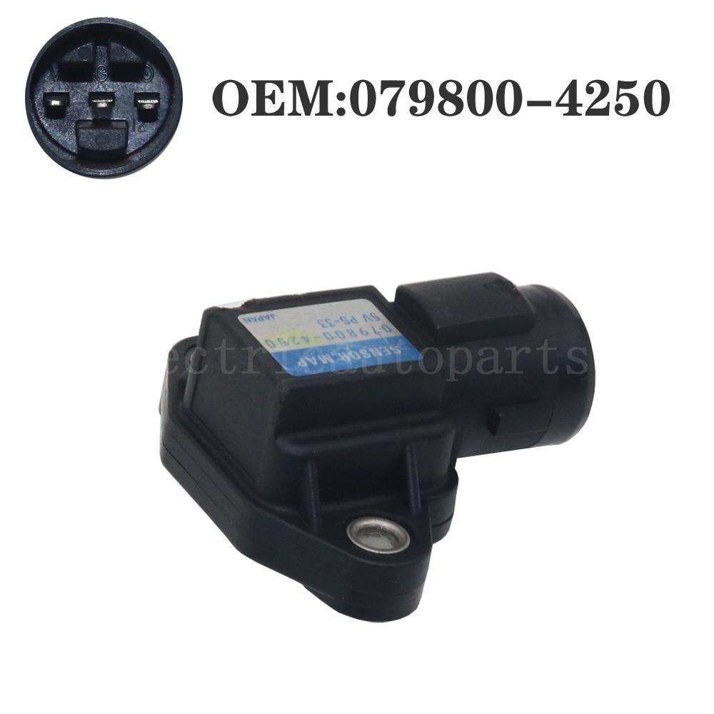 For Honda MAP Sensor 079800-3280Civic Accord Integra Manifold Air Pressure Acura