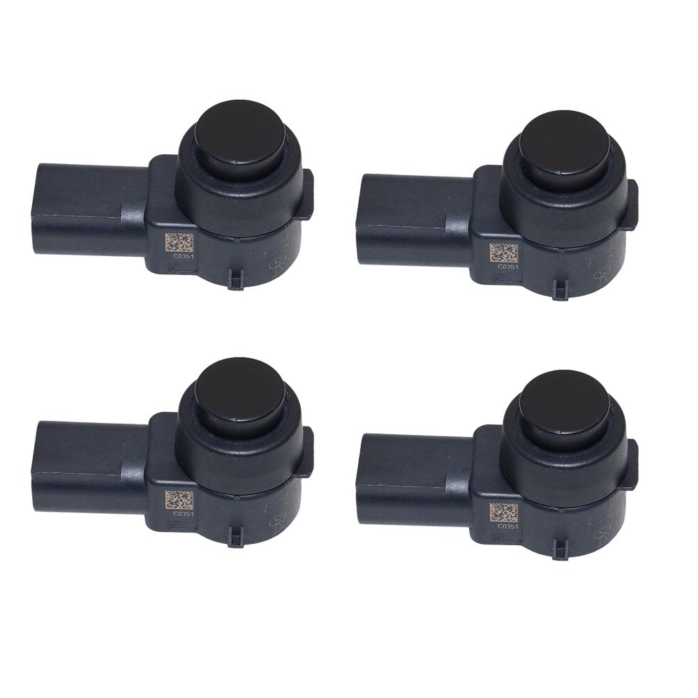 4PCS 9663821577XT Rear Bumper Parking Sensor For Citroen C4 C5 Peugeot 307 308