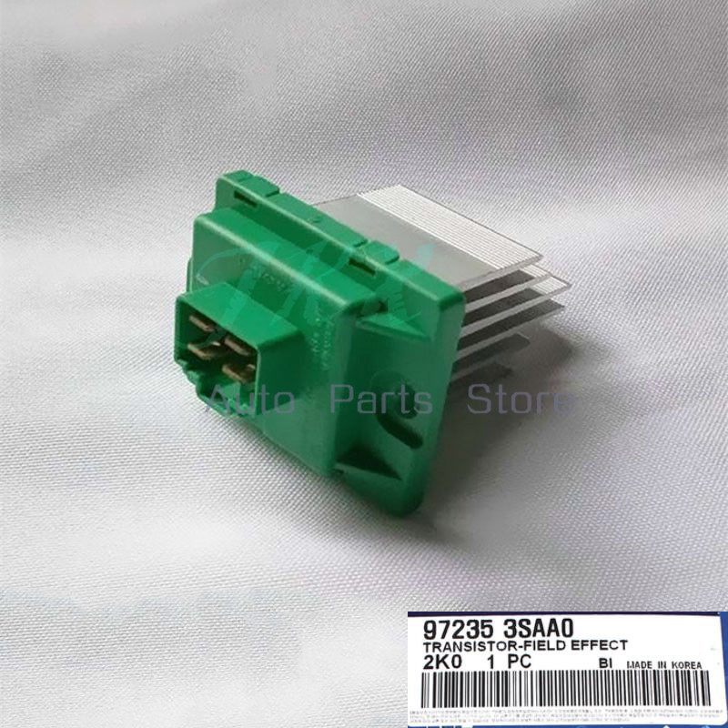 GENUINE HVAC Blower Motor Resistor For 05-14 Hyundai Kia OEM 97235-3K100