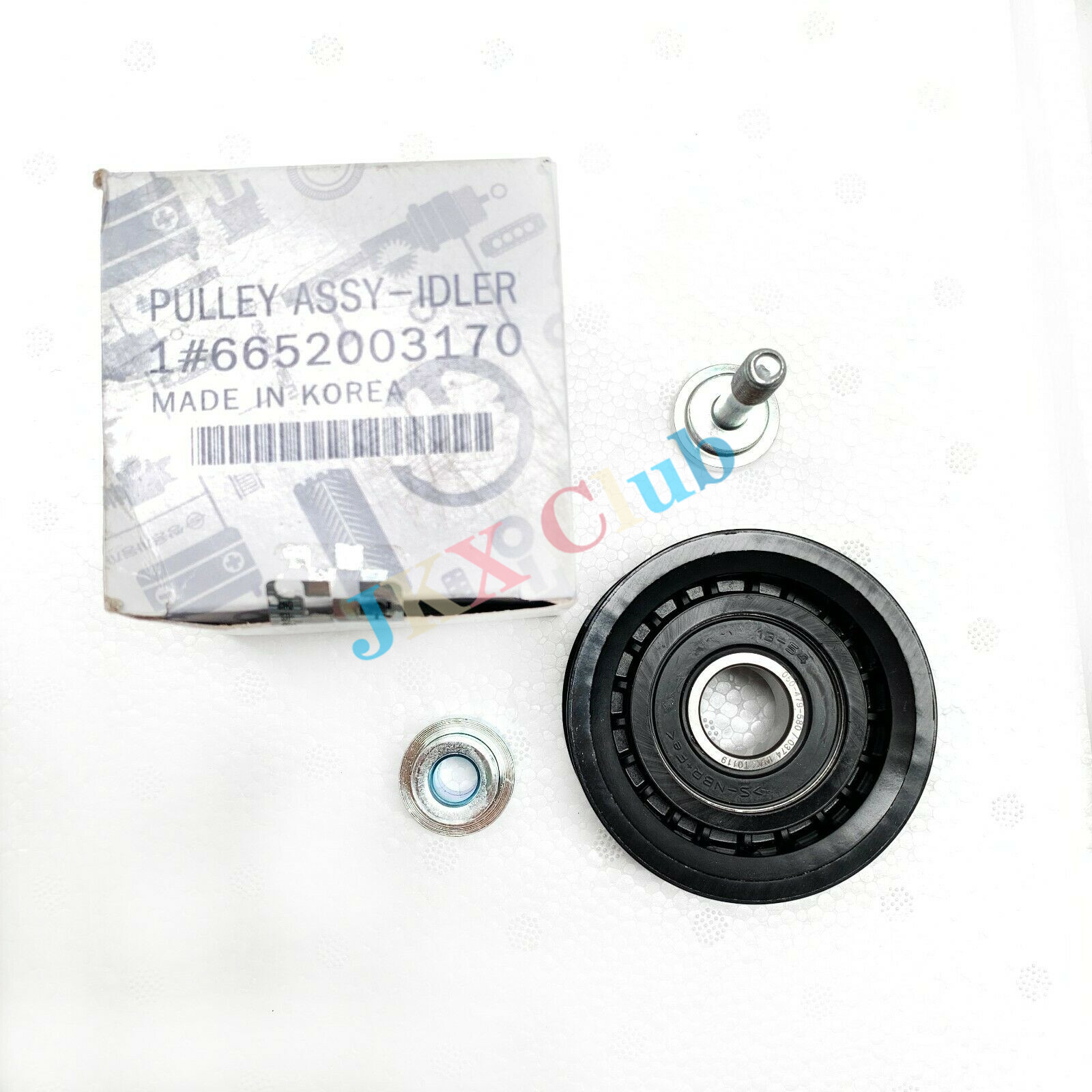 For Ssang Yong KYRON 2005-2012 OEM 6642000010 PULLEY IDLER