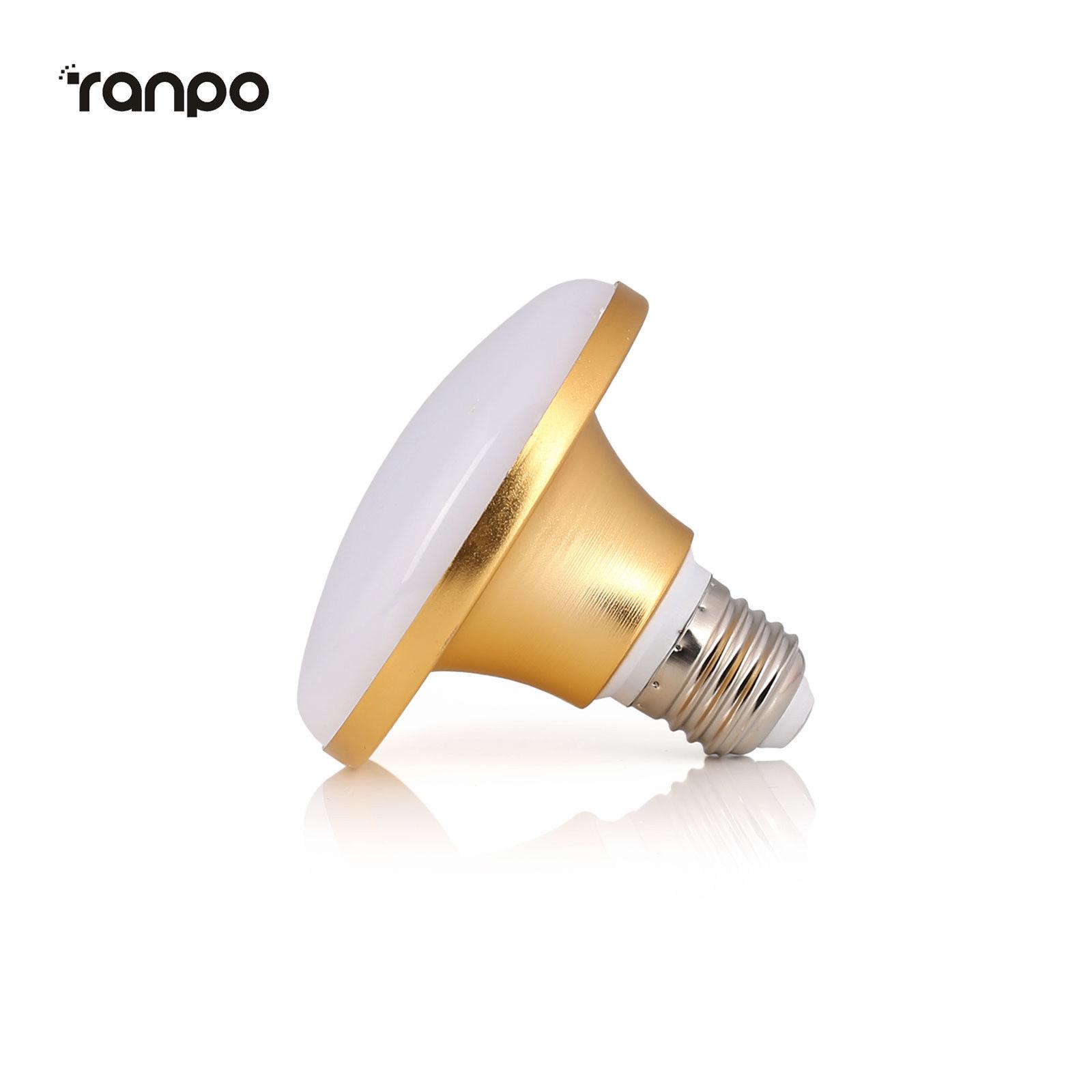 E27 Led Spot Light Ufo Globe Round Bulb 15W 20W Brights Lamps 220V Home WG