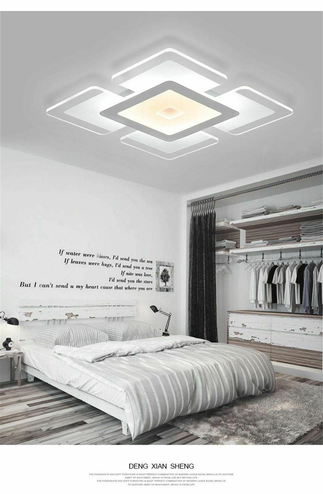 Modern Elegant Living Room Bedroom