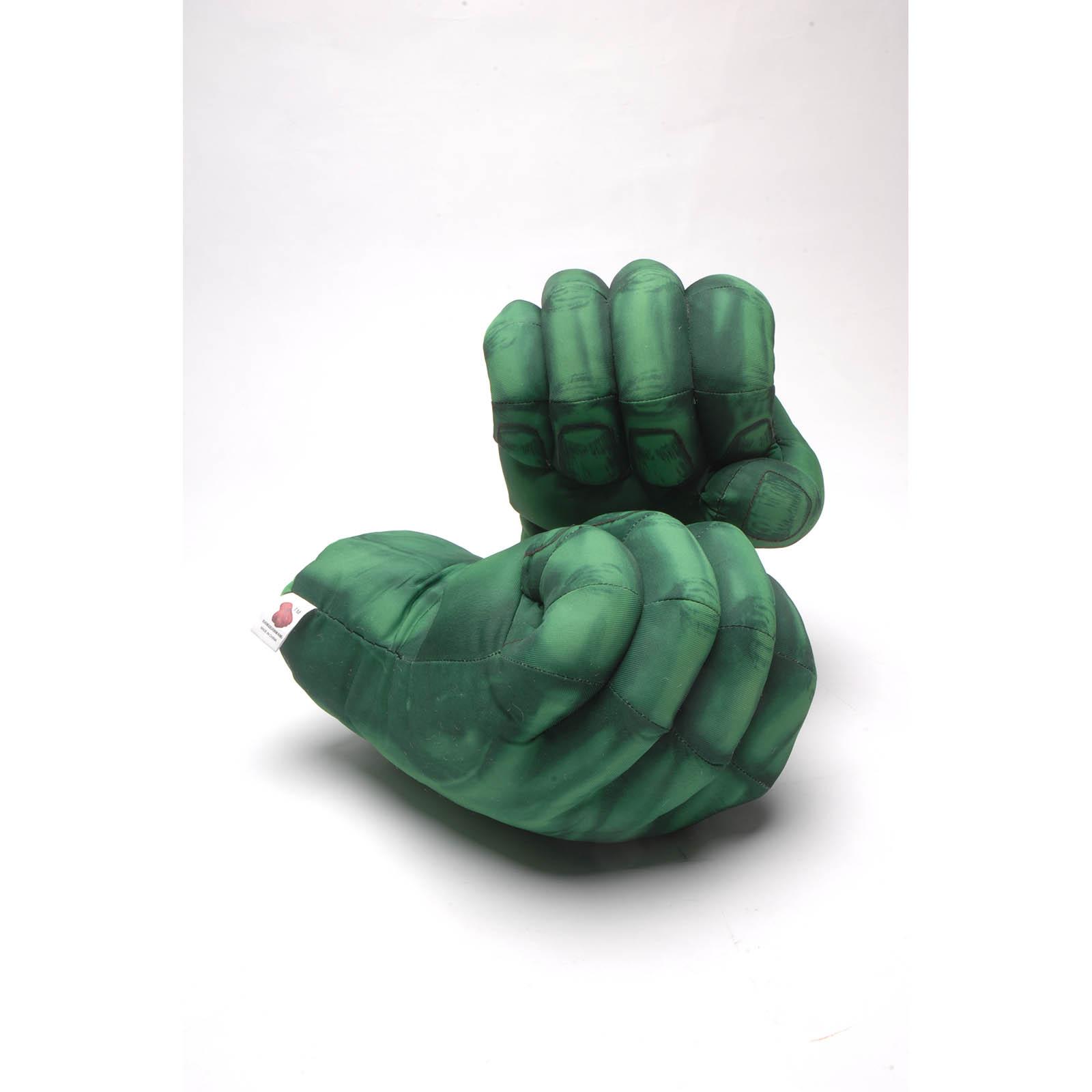 1set of 2 Marvel Grün Hulk Plush Punching Boxing Handschuhe Gloves