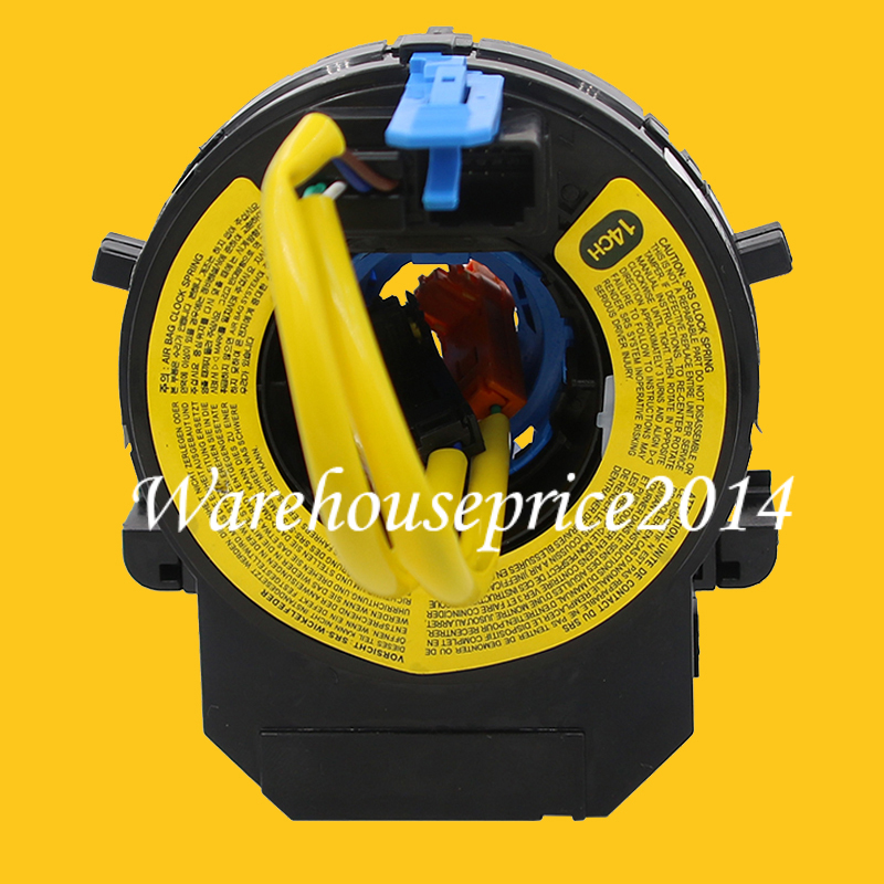 SL OEM 93490-1U120 NEW CLOCK SPRING ASSEMBLY FOR KIA SORENTO 2.4L 3.5L ENGINES