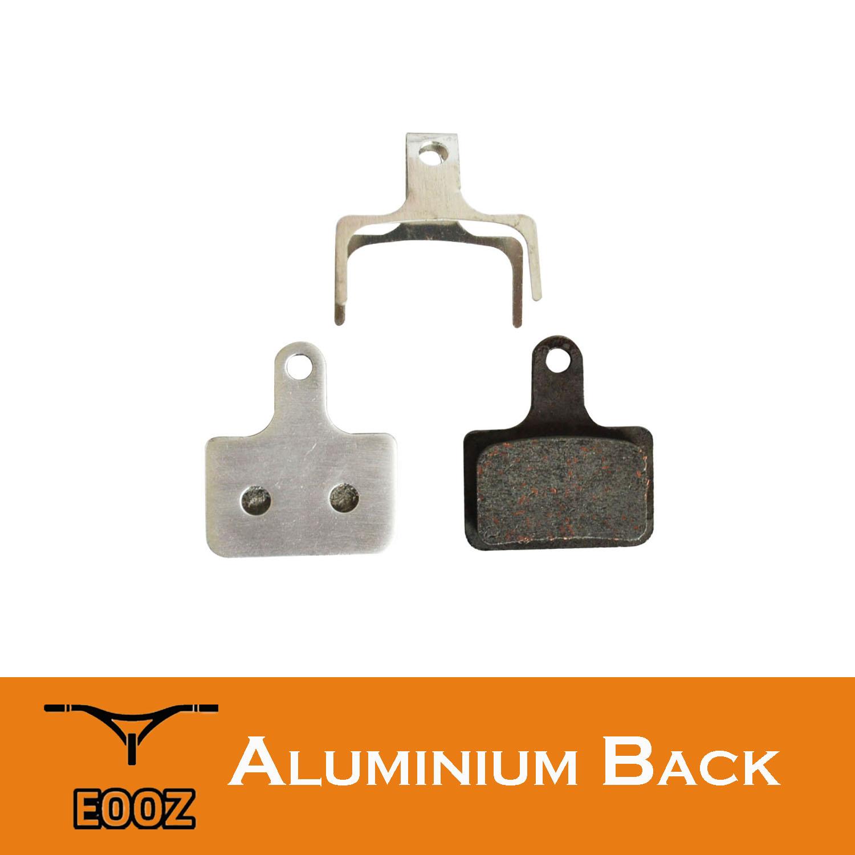 New 4PRS Lightweight Bike Semi-metallic Disc Brake Pad AL Back For SHIMANO RS505
