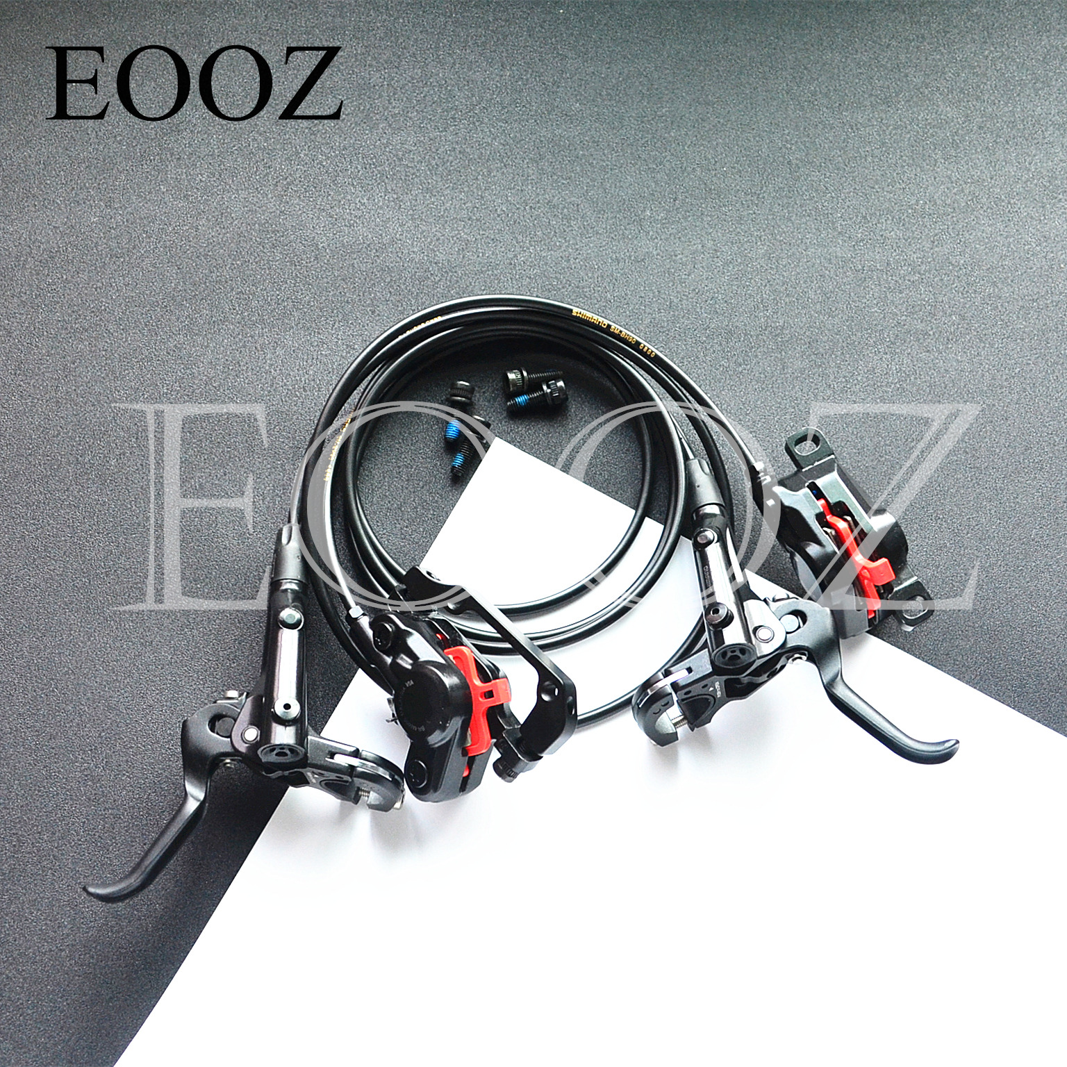 SHIMANO DEORE BL//BR M6000 Hydaulic MTB Bicycle Disc Brake Front /& Rear