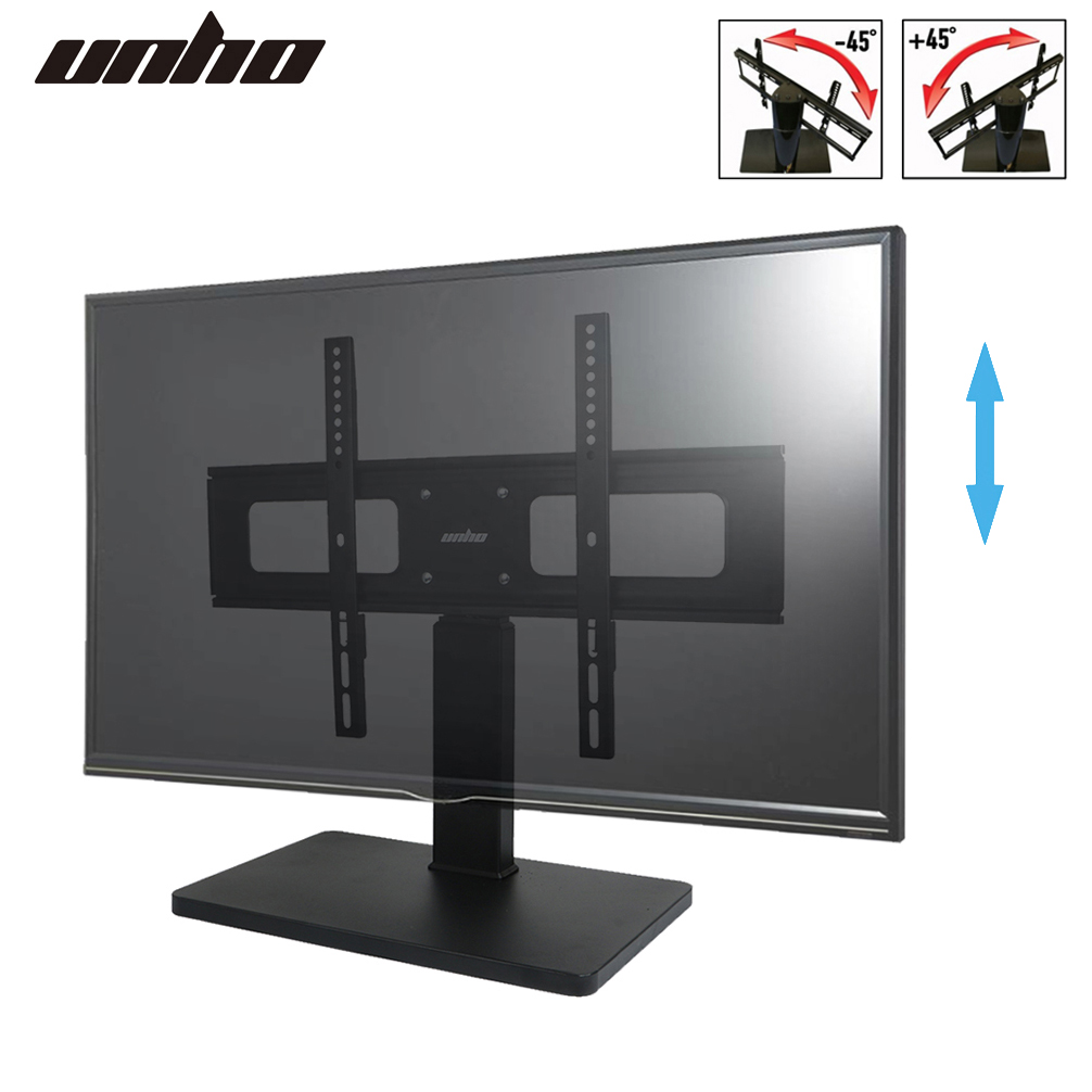 Image Is Loading Universal Table Top Tv Stand Base Bracket Mount