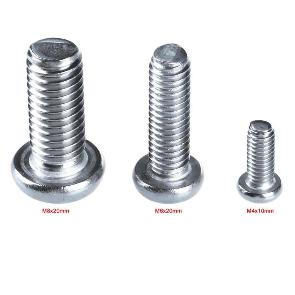 unho screws bolt for tv wall mount bracket assorted fixing universal m4 m6 m8 us ebay. Black Bedroom Furniture Sets. Home Design Ideas