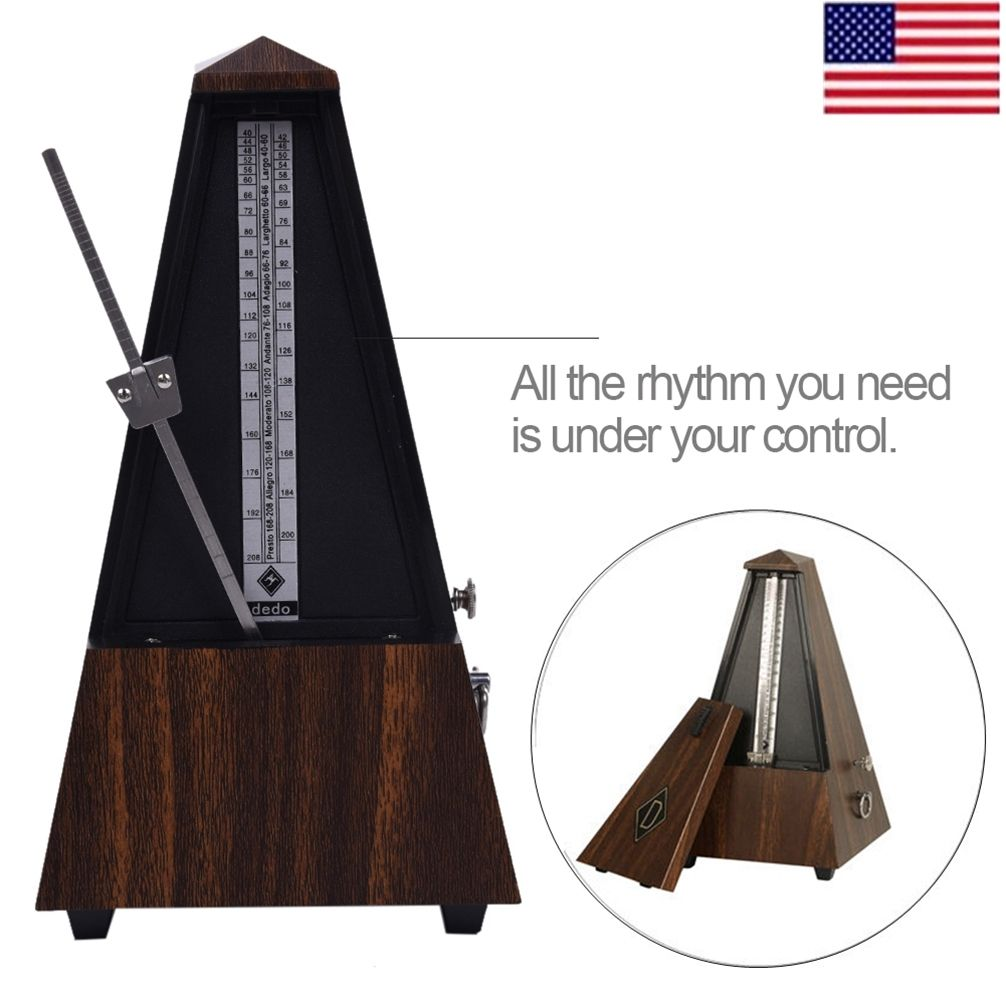 Mechanical Metronome Timer for Piano, Guitar, Drums, Bass, Track ...