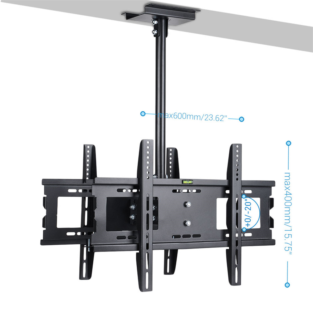amazing decor extension tv mount best xl for ceiling with retractable decorating ideas bracket home peerless modern pole