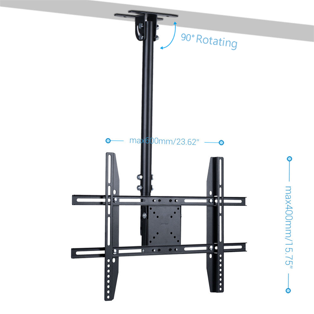 wall tilt in the mount mounts single p ceiling tv omnimount
