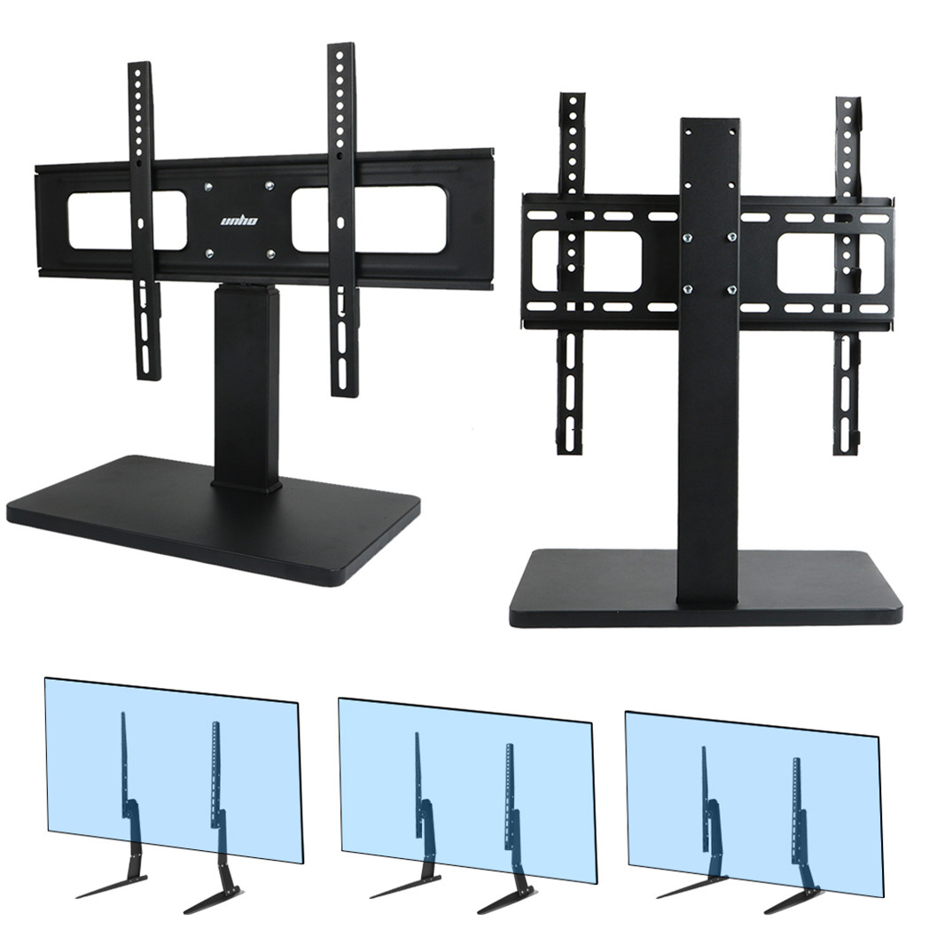 Universal Desk Table Top TV Stand Desktop TV Bracket LCD ...