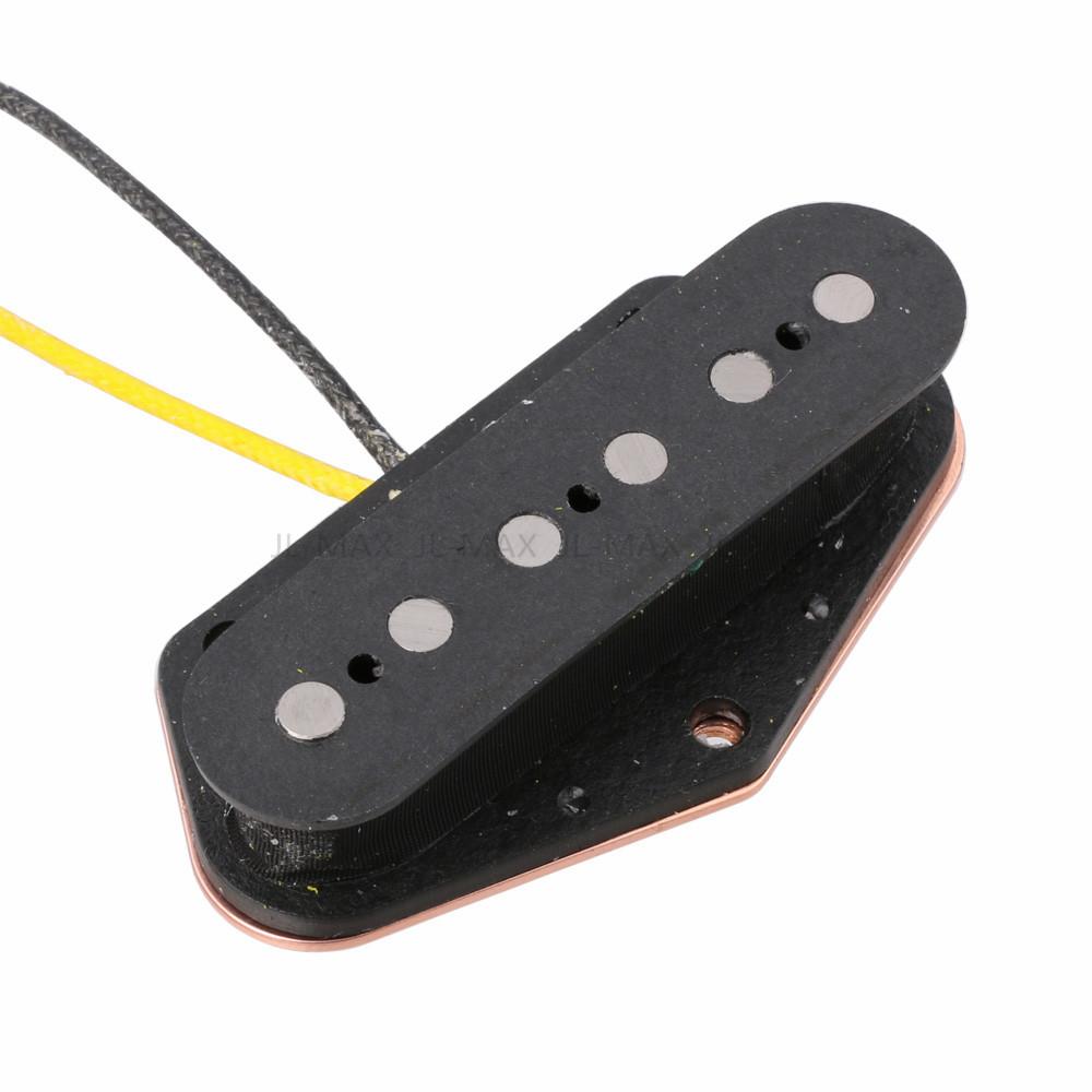 guitar pickup alnico 5 magnet neck bridge pickup for tl telecaster guitar ebay. Black Bedroom Furniture Sets. Home Design Ideas