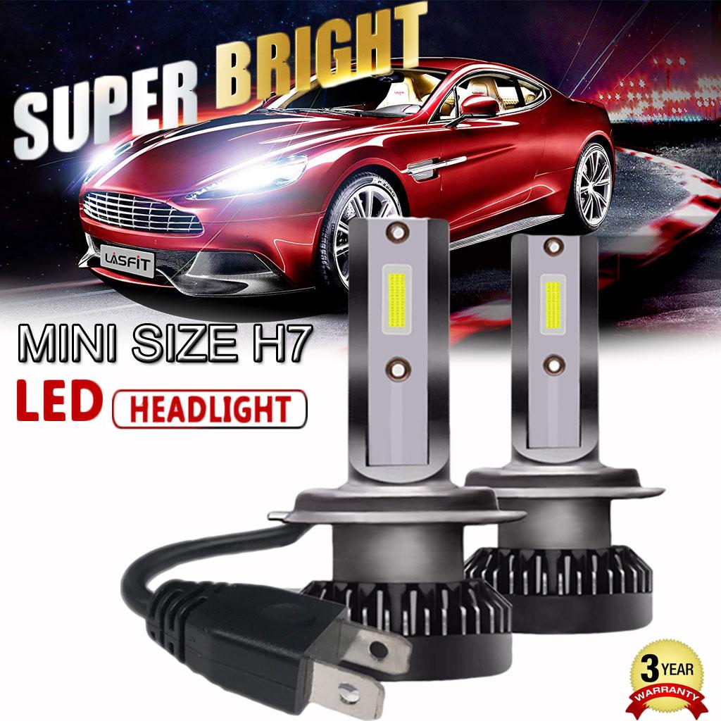 H1 110W COB LED Auto Scheinwerfer Birnen Lampen Headlight Kit Leucht Weiß 6000K