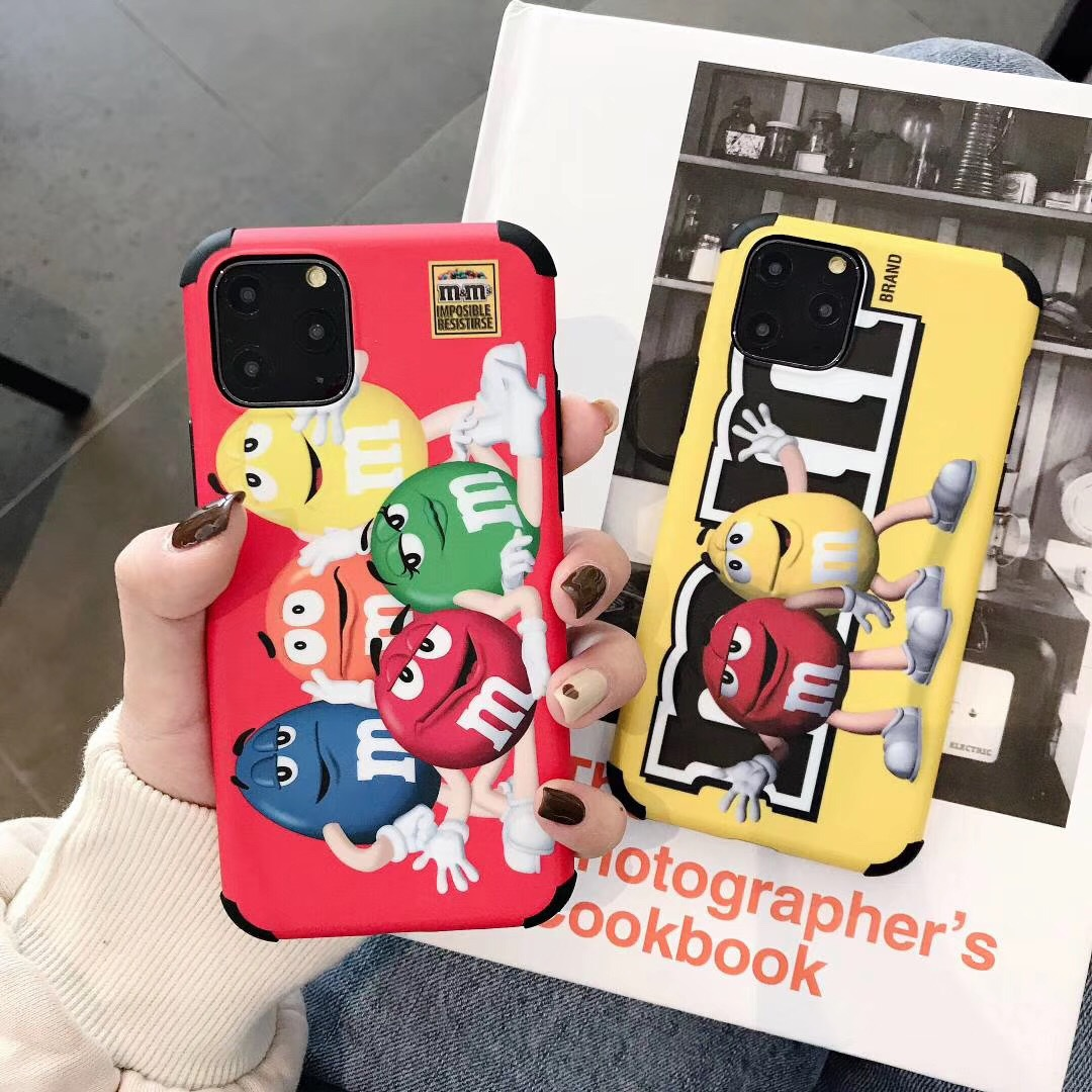 cover iphone 7 m&m's