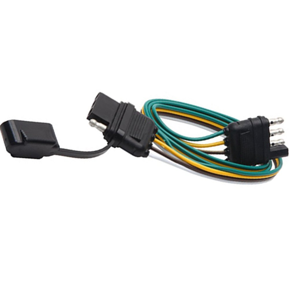 2ft Trailer Light Wiring Harness Extension 4