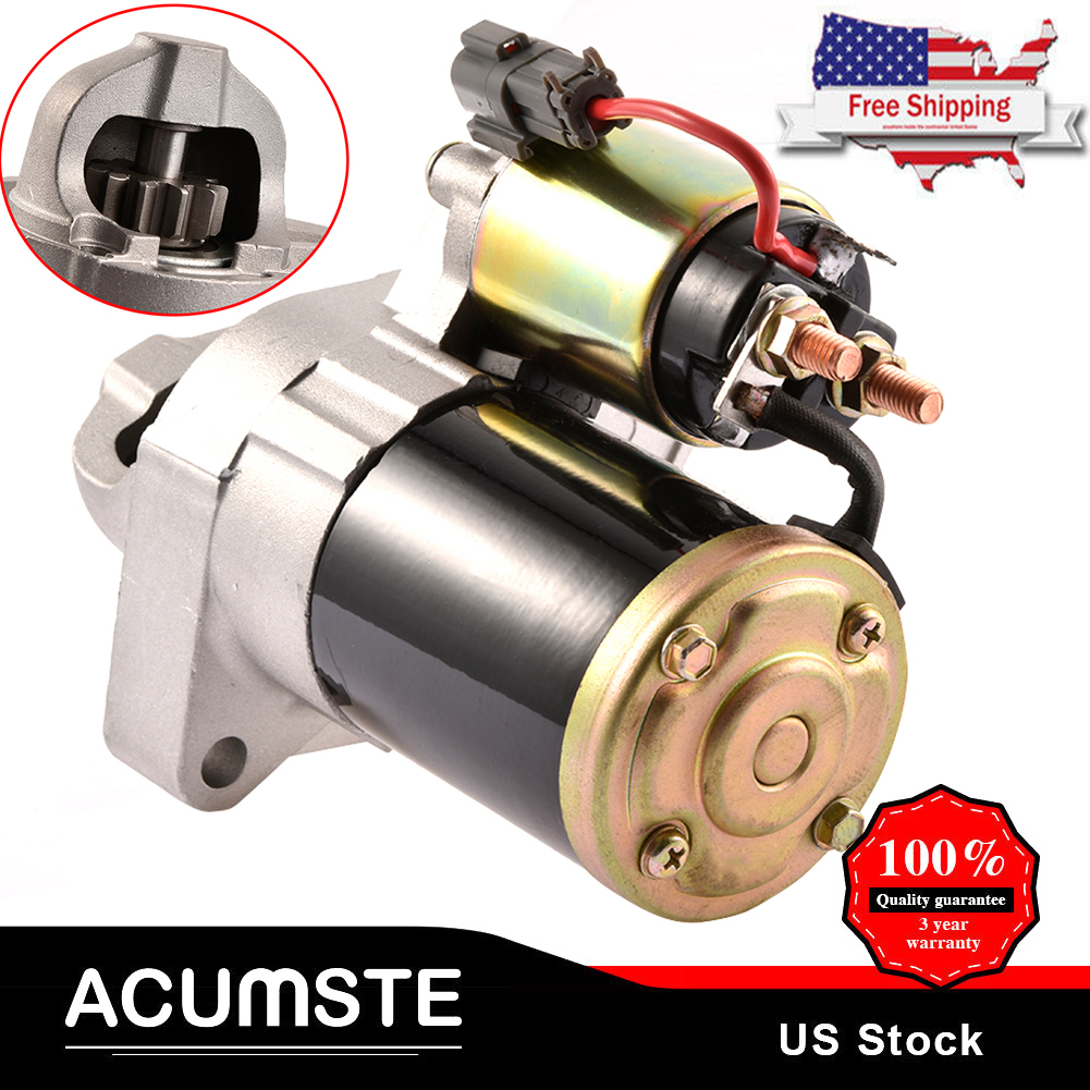 New Starter 3.5L for Nissan Quest 2004-09 Altima Maxima 04-07 A//T 233008Y000