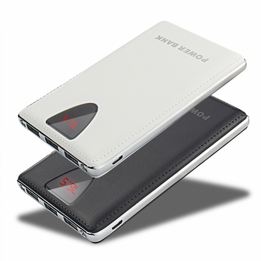 50000mah Power Bank Lcd 2led 3usb Battery Charger For Iphone X Casan Samsung S9 S8