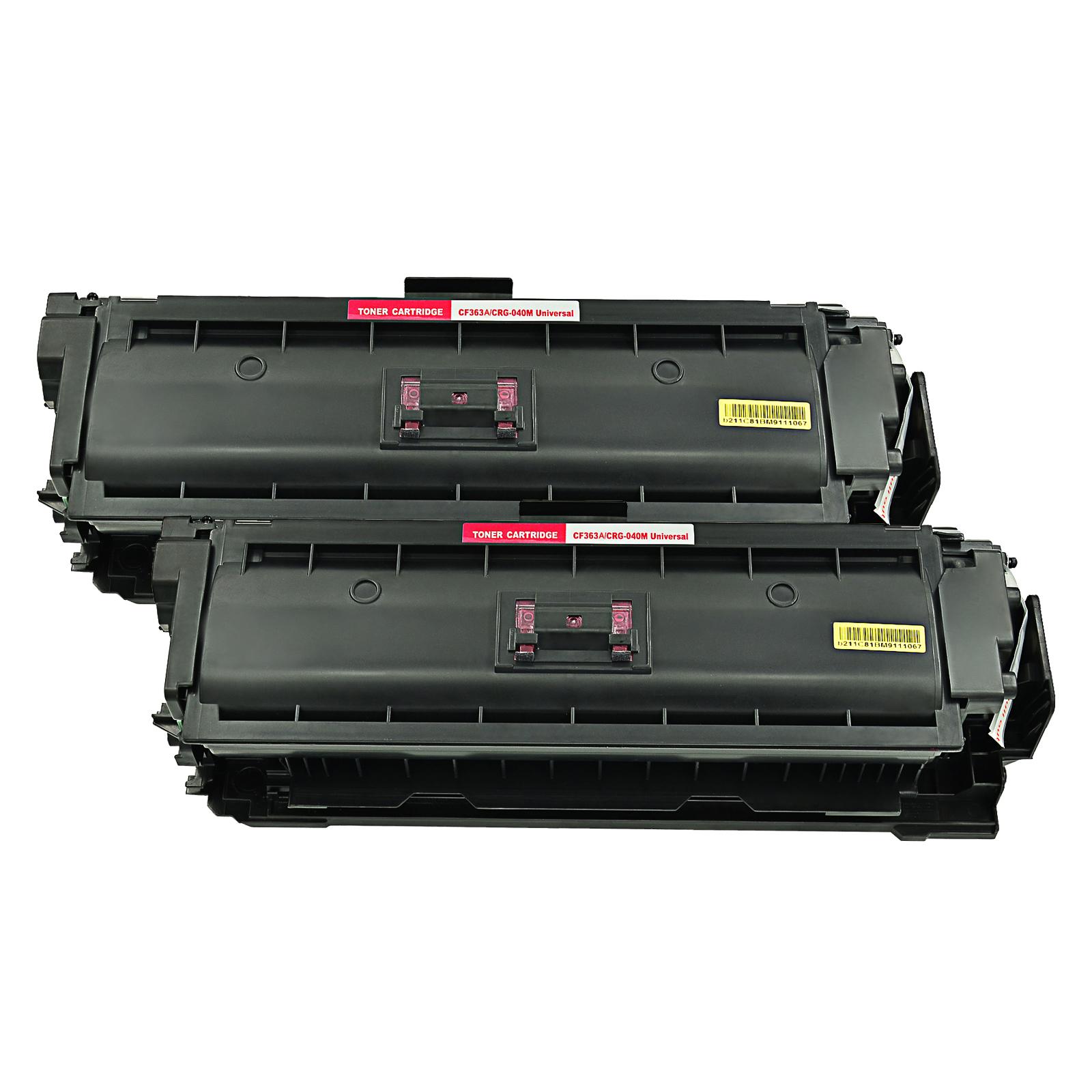 1PK CF362A Yellow Toner cartridge 508A For HP Enterprise M553dn Flow MFP M577z