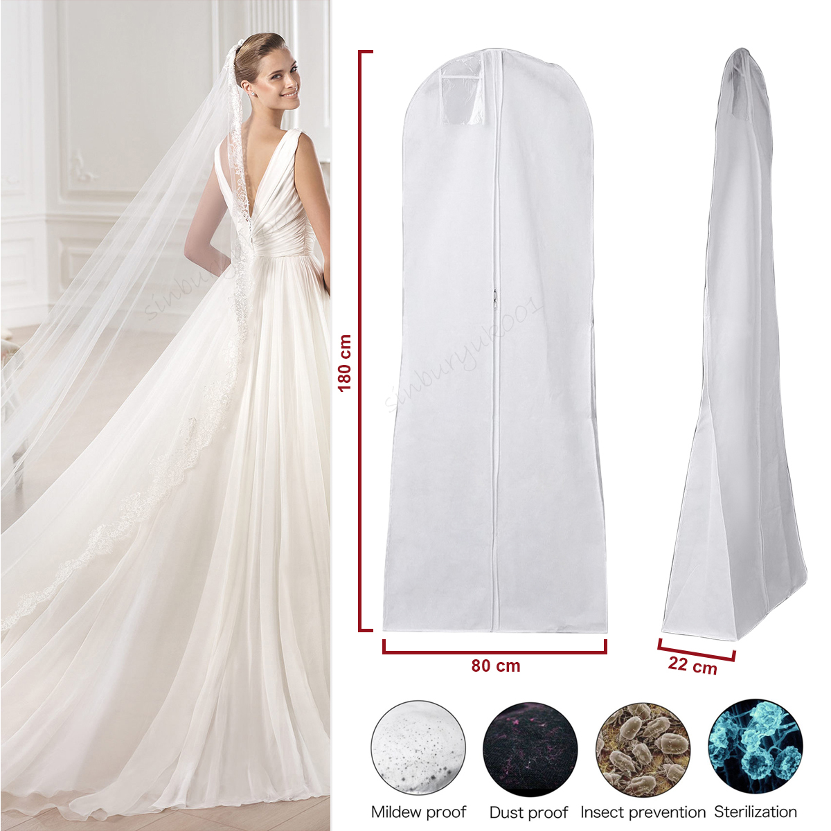 Extra Large Wedding Dress Bridal Gown