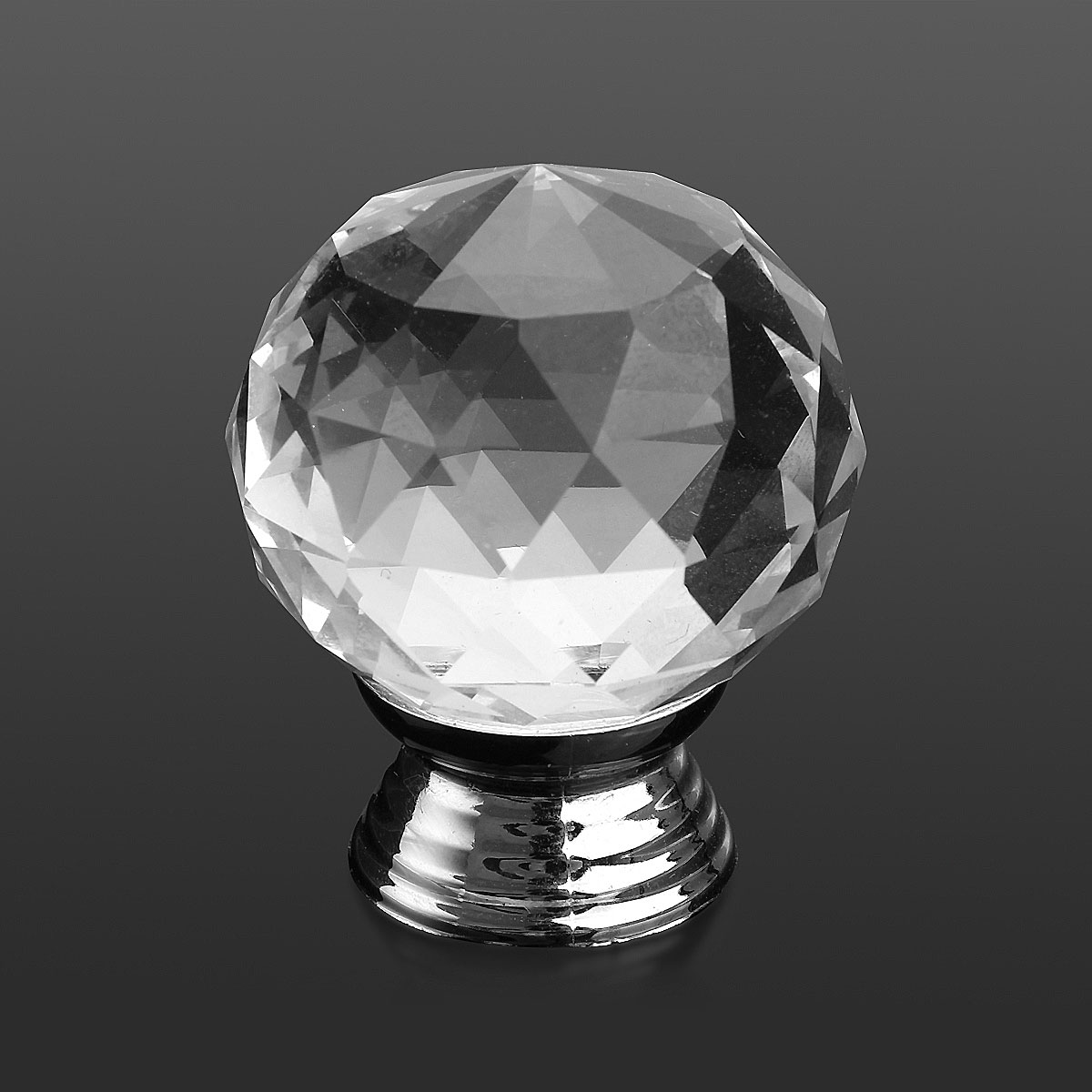 30mm Kristallglas Türknauf Schublade ziehen Griff Cabinet ...
