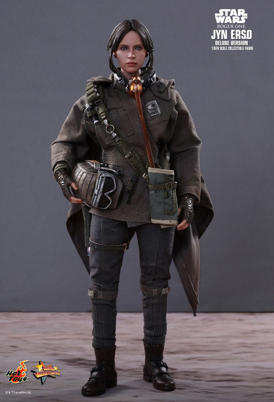 HOT TOYS JYN ERSO CAP NEW 1:6 SCALE STAR WARS