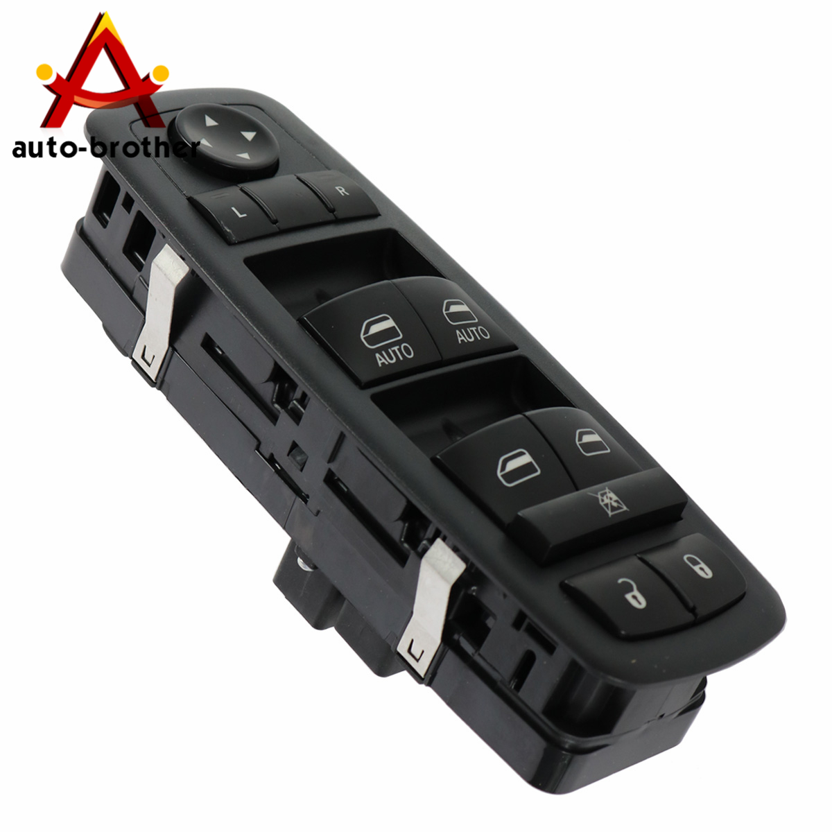 Master Window Switch 68231805AA Front Left For Dodge