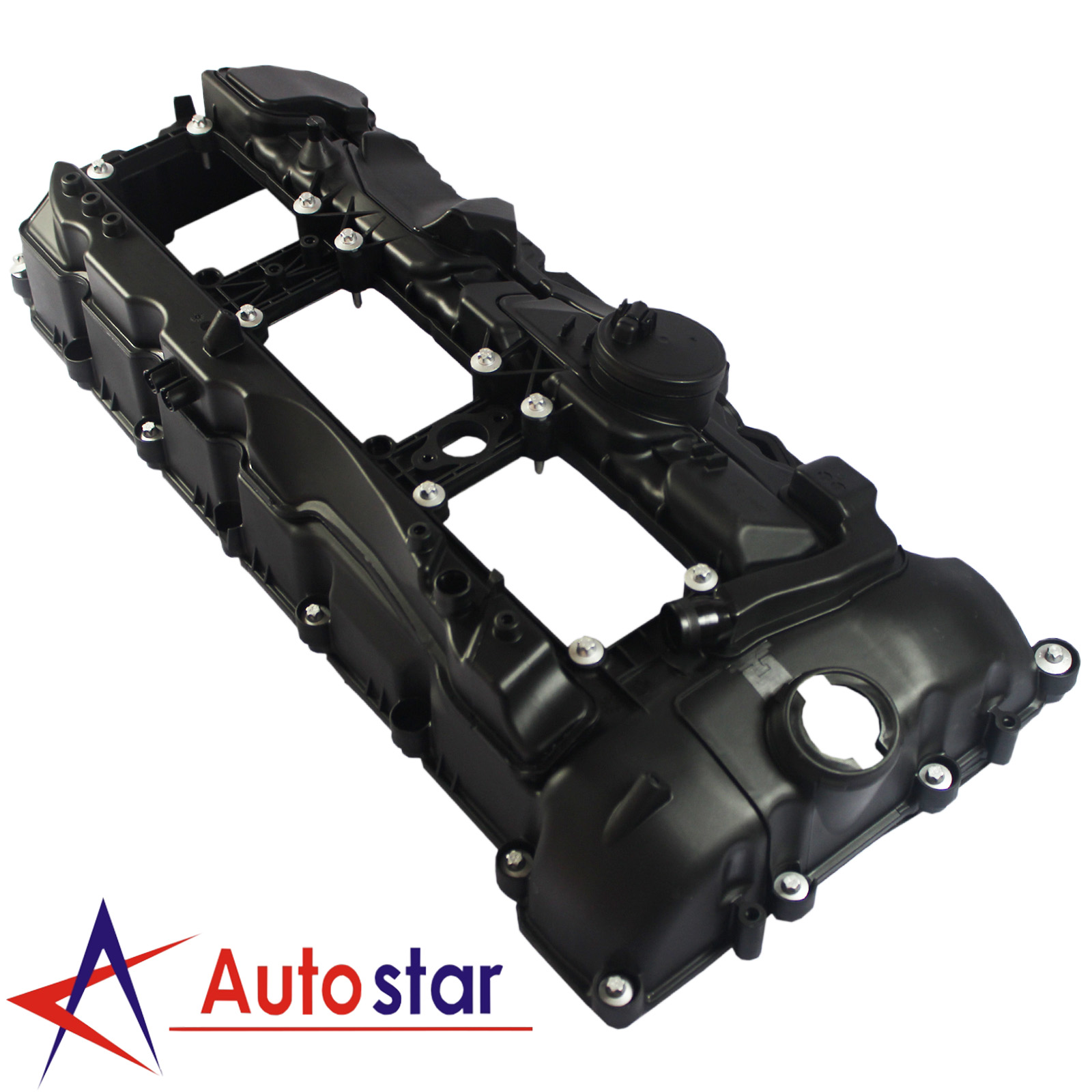 Engine Valve Cover With Gasket Oem 11127570292 For Bmw