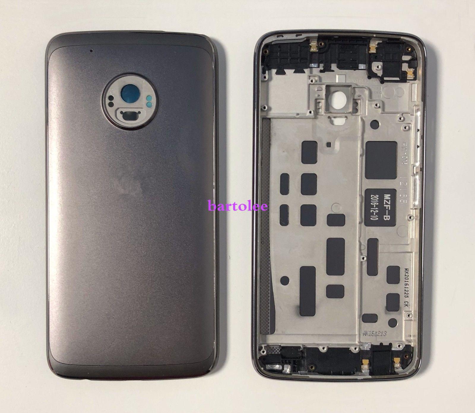 """G5 Plus Carcasa Cubierta de Batería Puerta Trasera Nuevo 5.2/"""" Original Para Motorola Moto G5"""