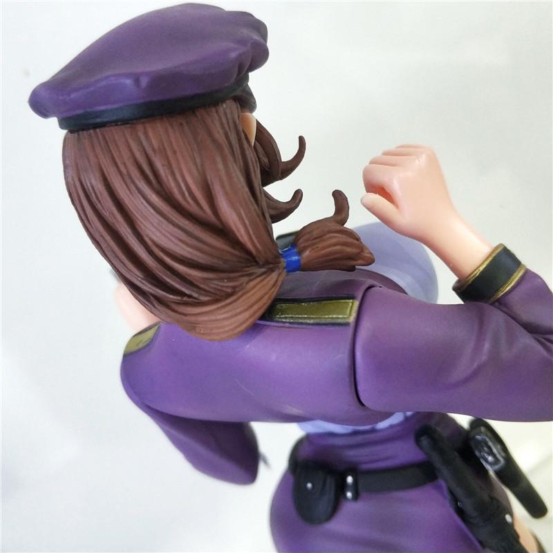 Figure no Box Anime Nasty S police woman Akiko Designed by Oda non Squats Ver