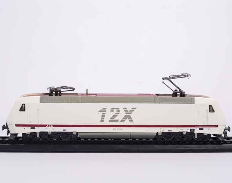 1:87 ATLAS HO Railroad Class GG1 Locomotive Pennsylvania 1941 Train Model Gift