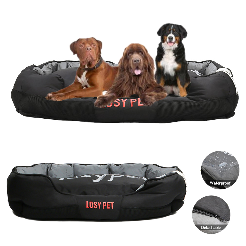 Astonishing Details About Waterproof Orthopedic Dog Bed Lounge Sofa Extra Large Xl Dog Bed Removable Cover Theyellowbook Wood Chair Design Ideas Theyellowbookinfo
