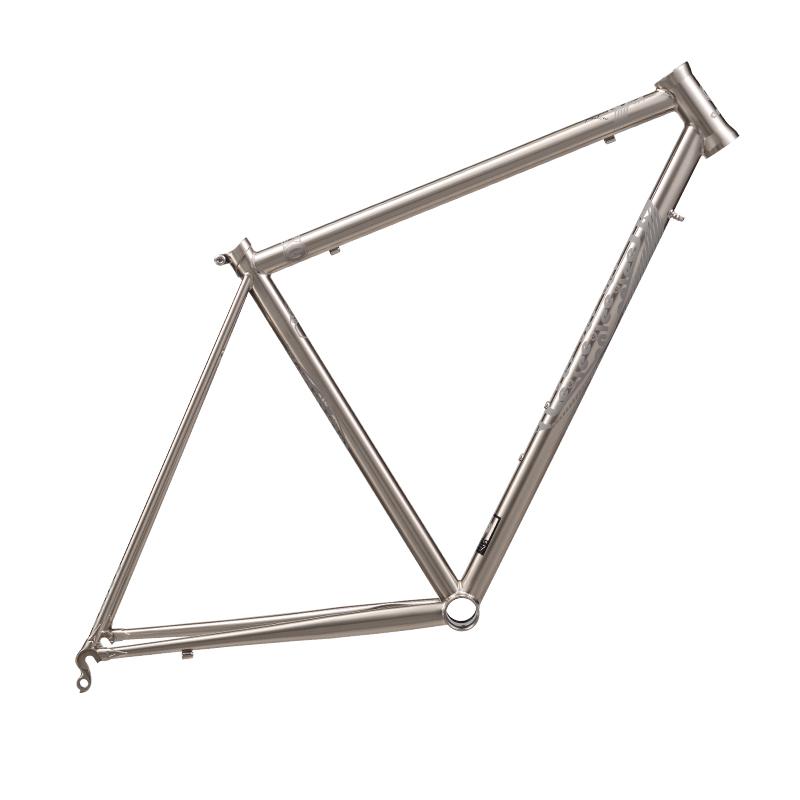 Steel Road Bike Frame 4130 Steel Frame Road Bicycle Frame Titanium ...