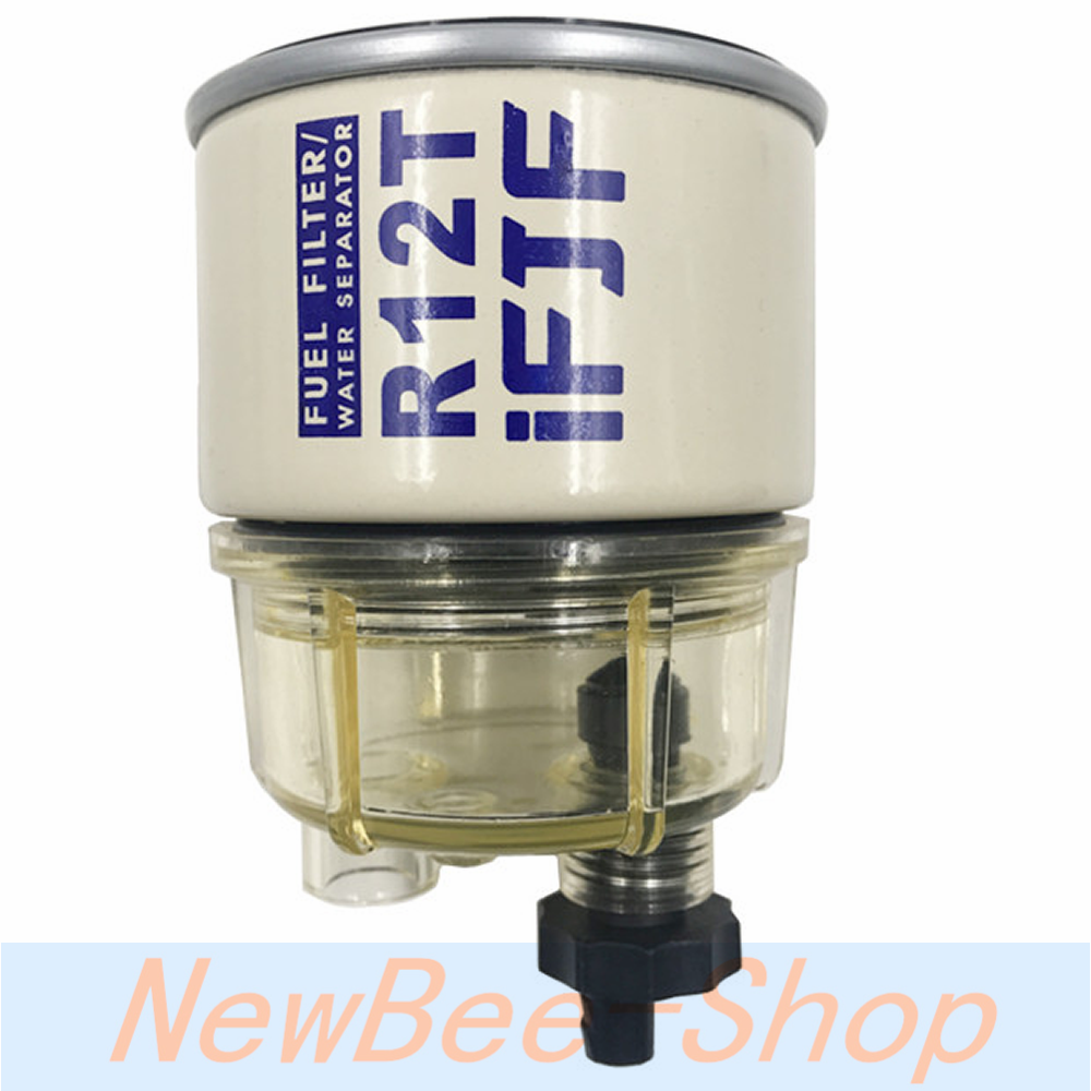 Racor Fuel Filter Replacement Element 10 Micron R12T High Quality