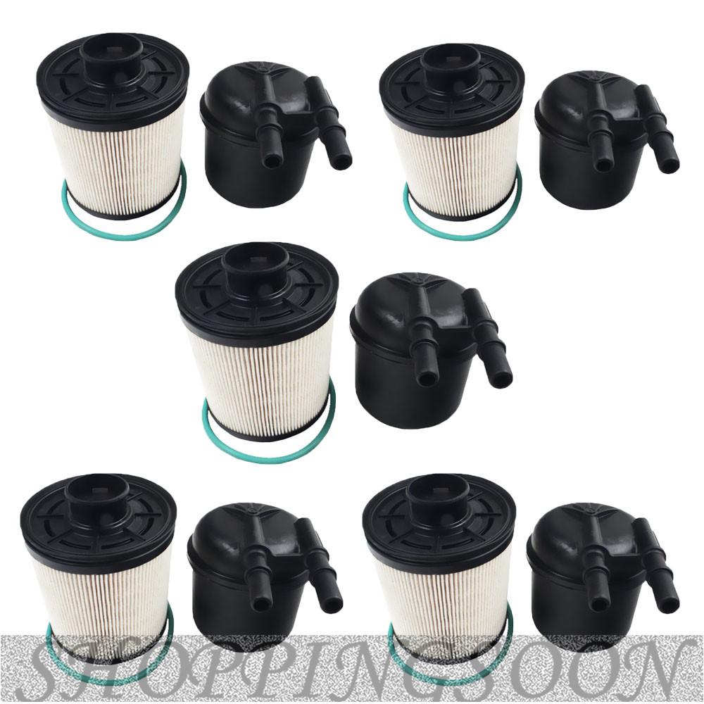 5set 2011 2016 6 7 liter powerstroke fd4615 fuel filters. Black Bedroom Furniture Sets. Home Design Ideas