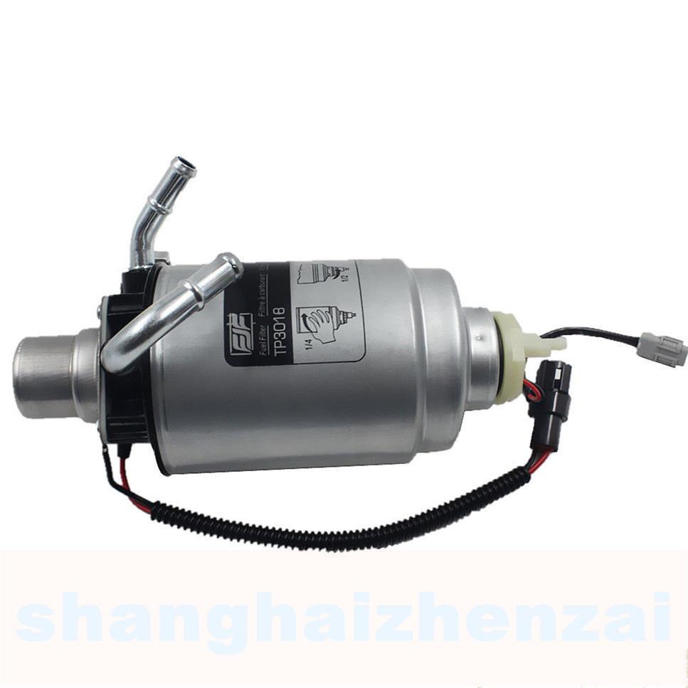 For 2004 Lly Lbz Silverado Duramax Fuel Filter Housing Assembly Primer 12642623
