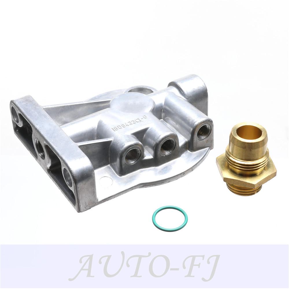 New Fuel Filter Housing Heater For Ford 69l 73l Idi Diesel 92 7 3 Location F2tz9b249a