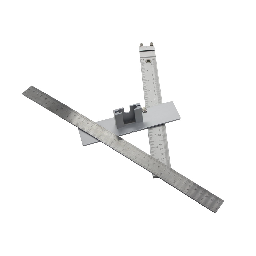 Details about IFJF Cabinet Hardware Jig for Handles and Knobs Improve for  inch Scale