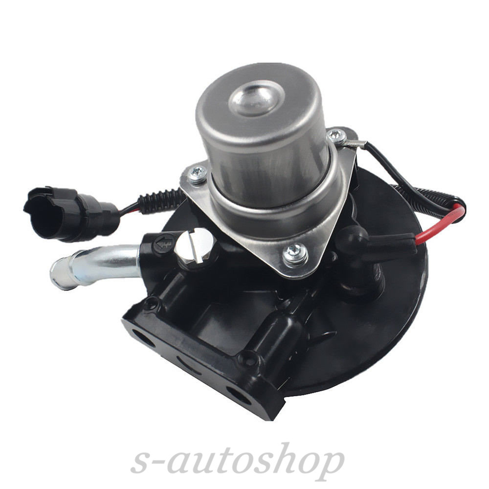 Duramax 04-13 V8 6.6L Fuel Filter Head Assembly with Heater 12642623  12664429