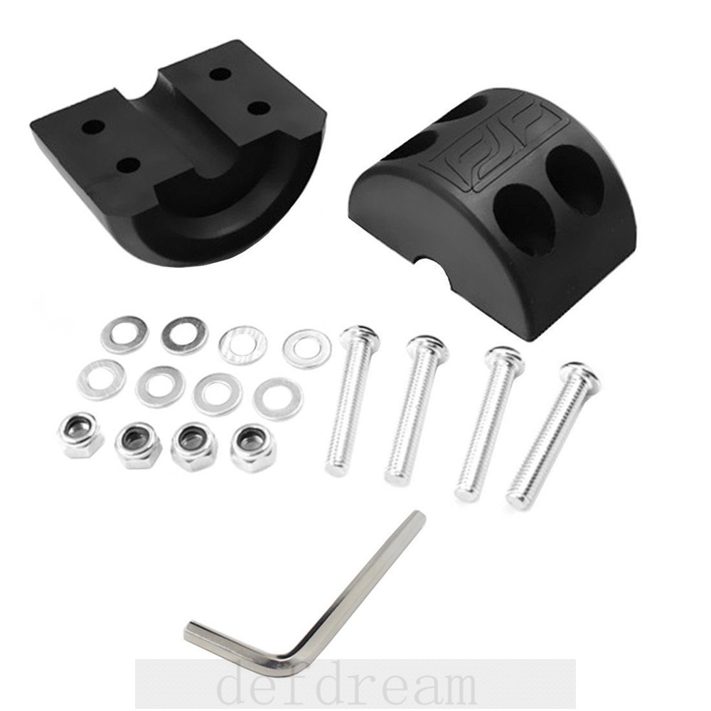 Single Rubber Cushion Winch Cable Hook Stop Stopper Black For ATV Winches