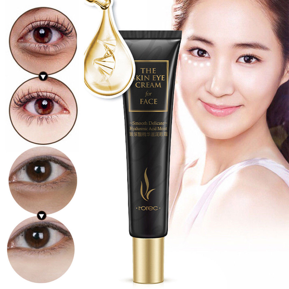 Details about Anti-Aging Wrinkles Rapid Eye Cream Reduces Under Eye Bags  Dark Circles Wrinkles