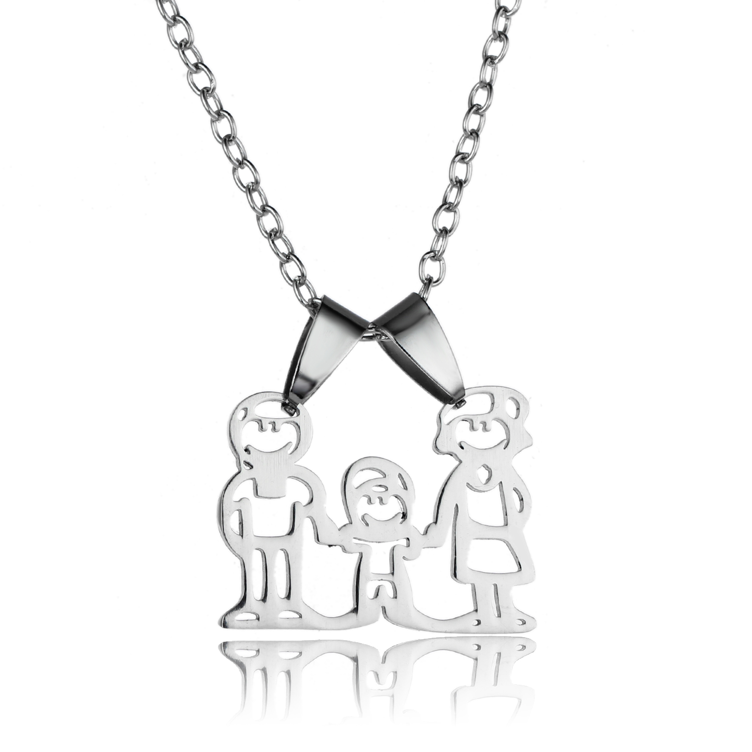 qvc silver tw chain bear product uk sterling pave diamonique pendant teddy