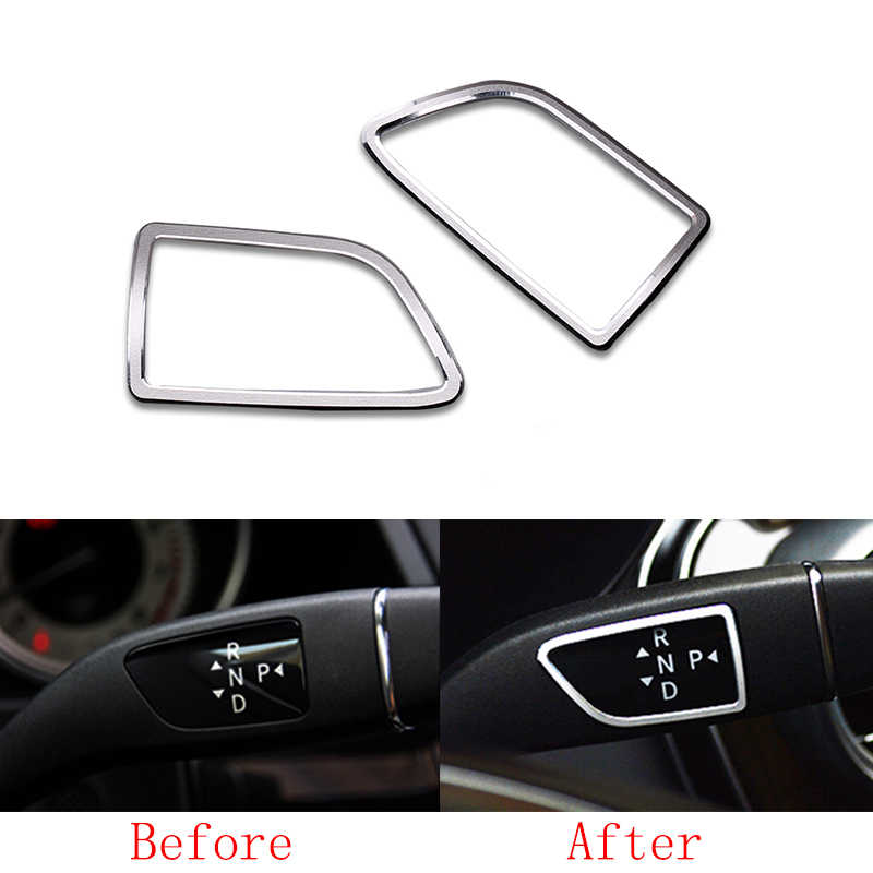 Door Armrest Window Switch Button Trim 14ps for Benz ML W166 GL X166 2012-2015