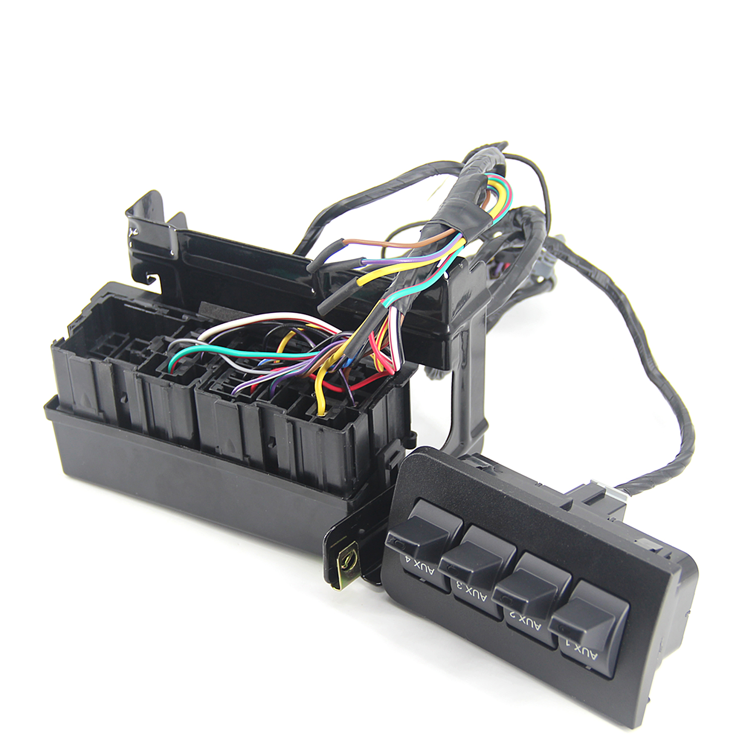 Auxiliary Dash Upfitter Switch For 2011