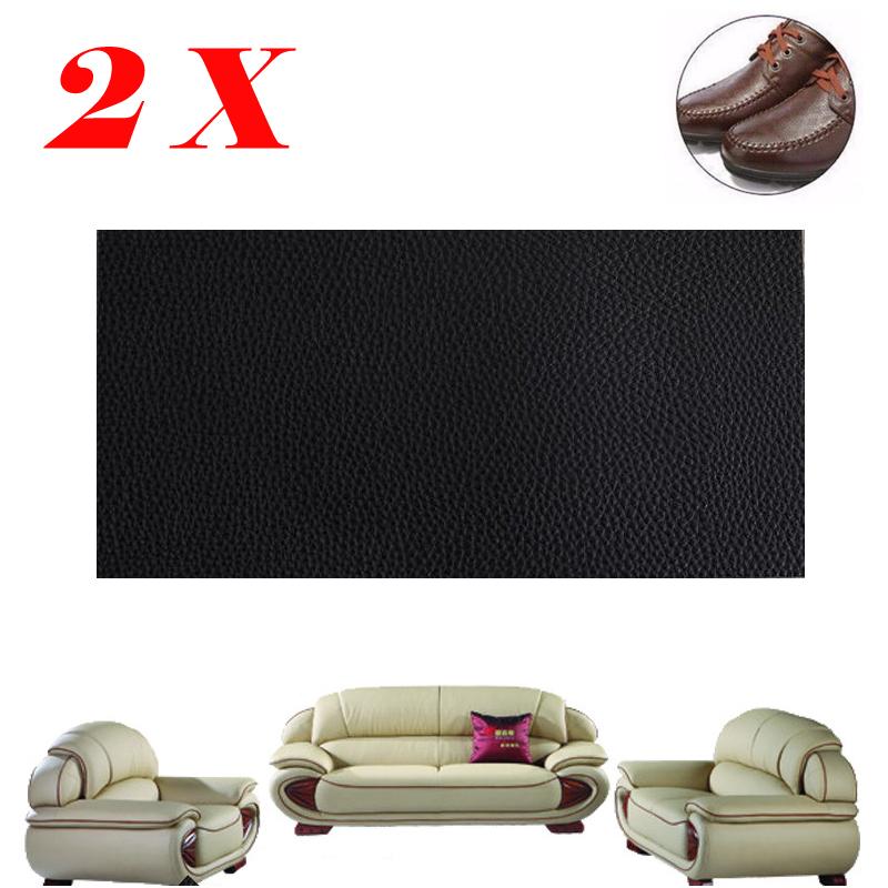 2x pu leder flicken patches b gelflicken kunstlederflicken. Black Bedroom Furniture Sets. Home Design Ideas