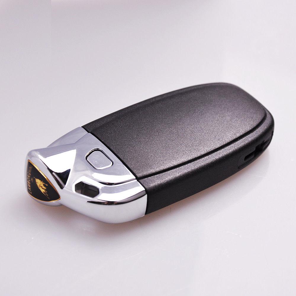 3button Smart Remote Key Fob Modified As Lamborghini For Audi